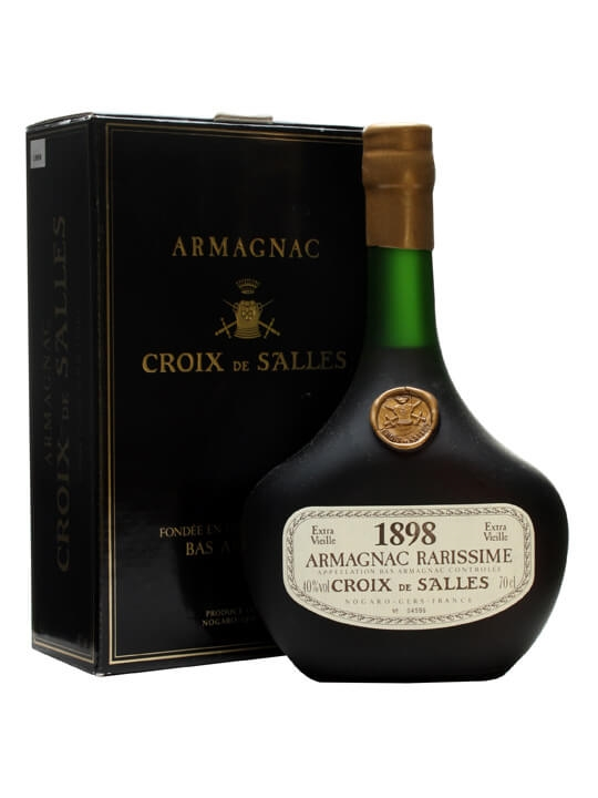 Croix de Salles 1898 Armagnac / Bot.1993