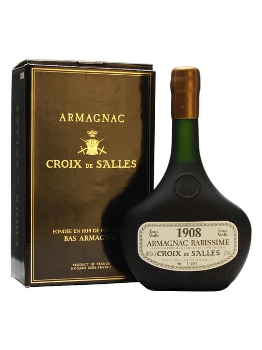 Croix de Salles 1908 Armagnac / Bot.1993