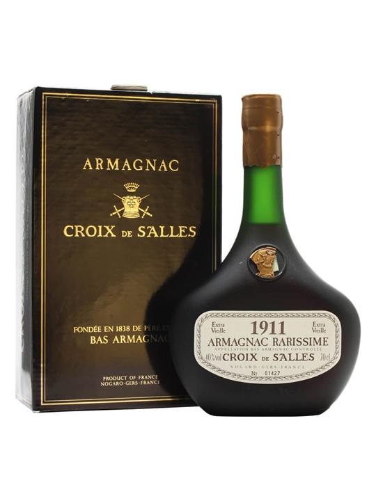 Croix de Salles 1911 Armagnac / Bot.1992