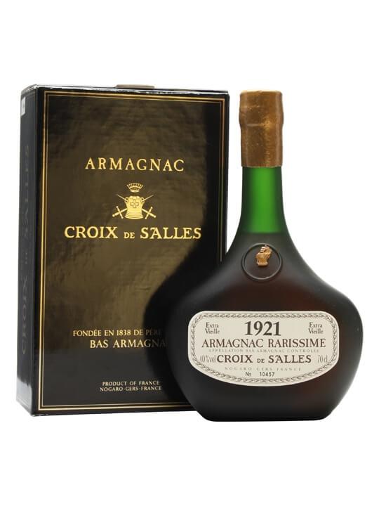 Croix de Salles 1921 Armagnac / Bot.1993