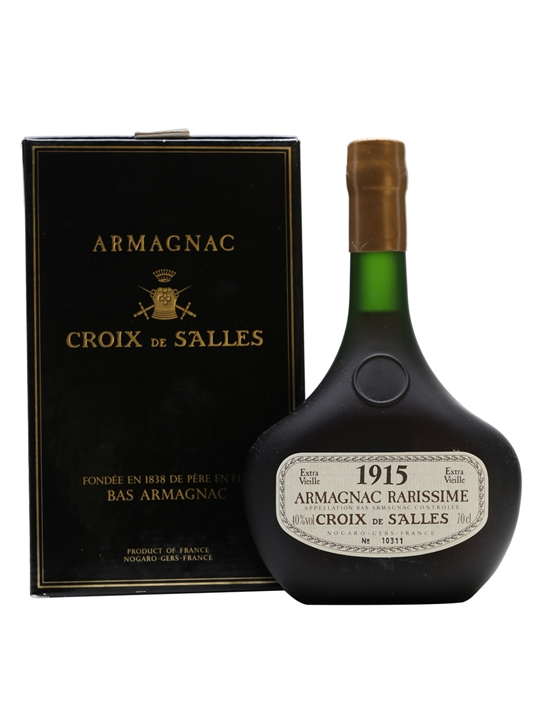 Croix de Salles 1915 Armagnac / Bot.1993