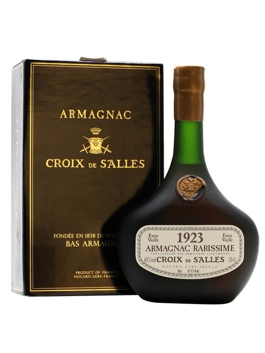 Croix de Salles 1923 Armagnac