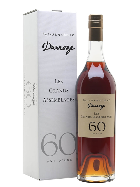 Darroze Les Grands Assemblages 60 Year Old Armagnac