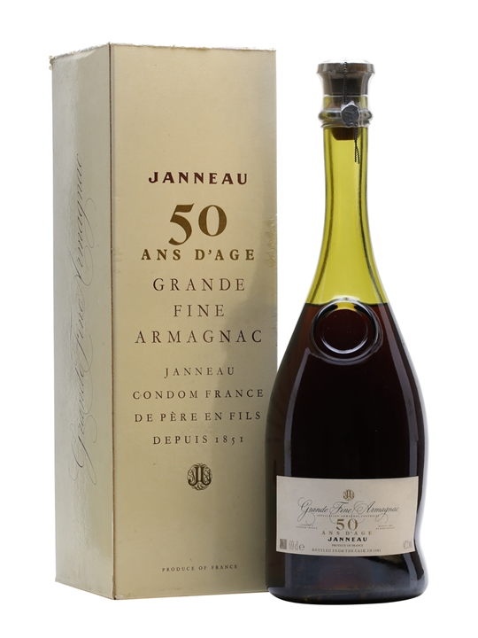 Janneau 50 Year Old Armagnac