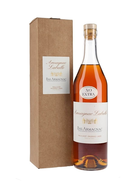 Laballe Bas Armagnac XO Extra / 15 Year Old