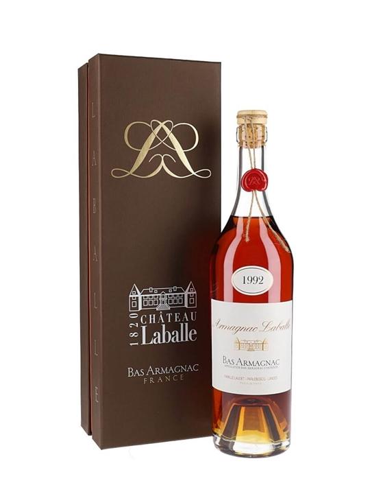 Laballe Bas Armagnac 1992 / Ugni Blanc