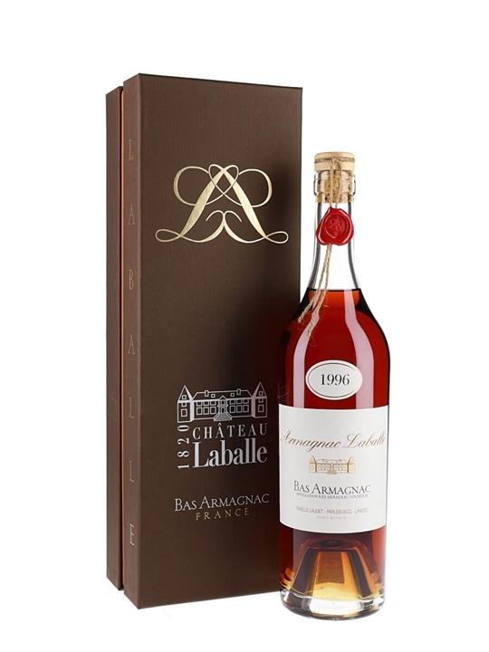 Laballe Bas Armagnac 1996 / Ugni Blanc