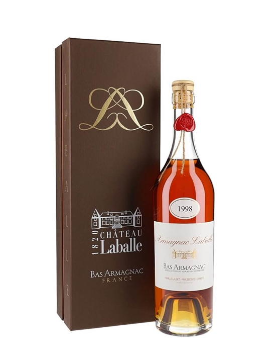 Laballe Bas Armagnac 1998 / Ugni Blanc