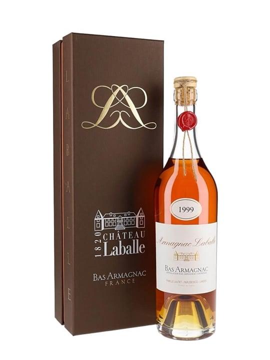 Laballe Bas Armagnac 1999 / Ugni Blanc