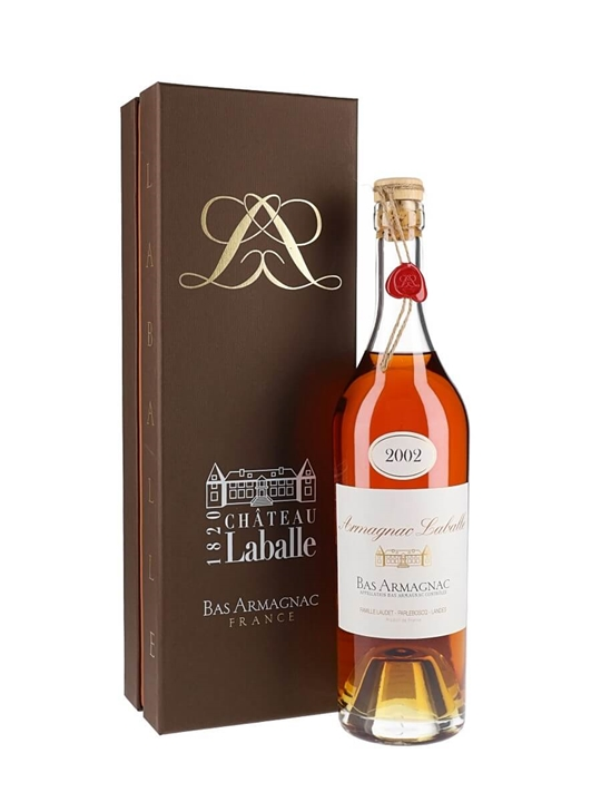 Laballe Bas Armagnac 2002 / Ugni Blanc