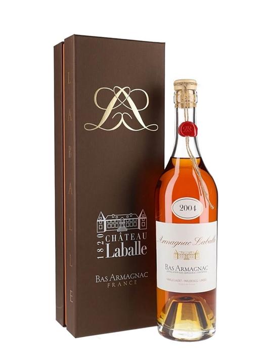 Laballe Bas Armagnac 2004 / Ugni Blanc