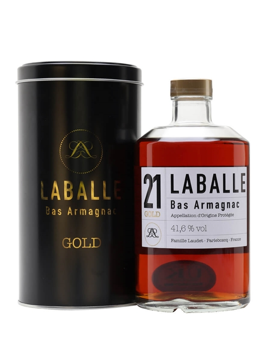 Laballe Bas Armagnac 21 Year Old