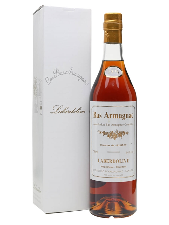 Domaine de Jaurrey 1976 Armagnac / Laberdolive