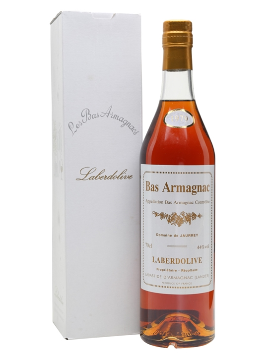 Domaine de Jaurrey 1979 Armagnac / Laberdolive