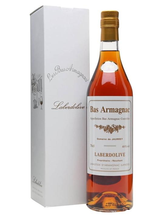 Domaine de Jaurrey 1986 Armagnac / Laberdolive
