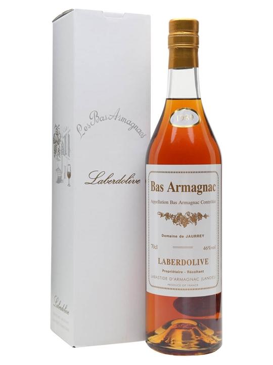 Domaine de Jaurrey 1989 Armagnac / Laberdolive