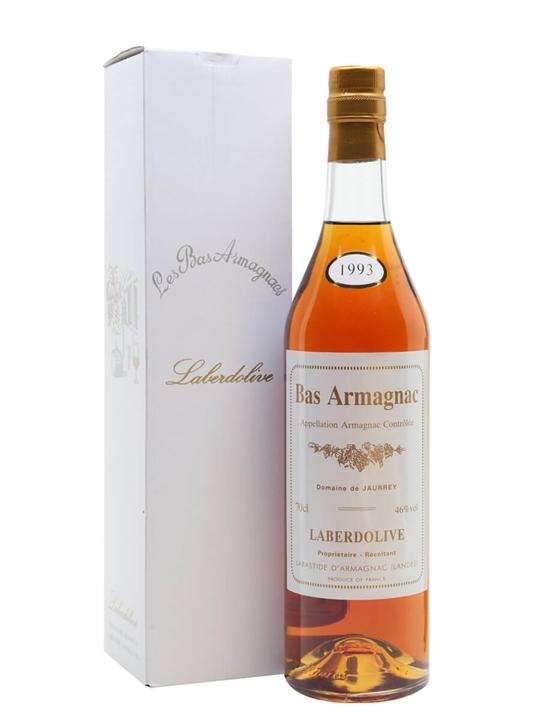 Domaine de Jaurrey 1993 Armagnac / Laberdolive