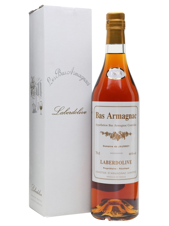 Domaine de Jaurrey 1995 Armagnac / Laberdolive