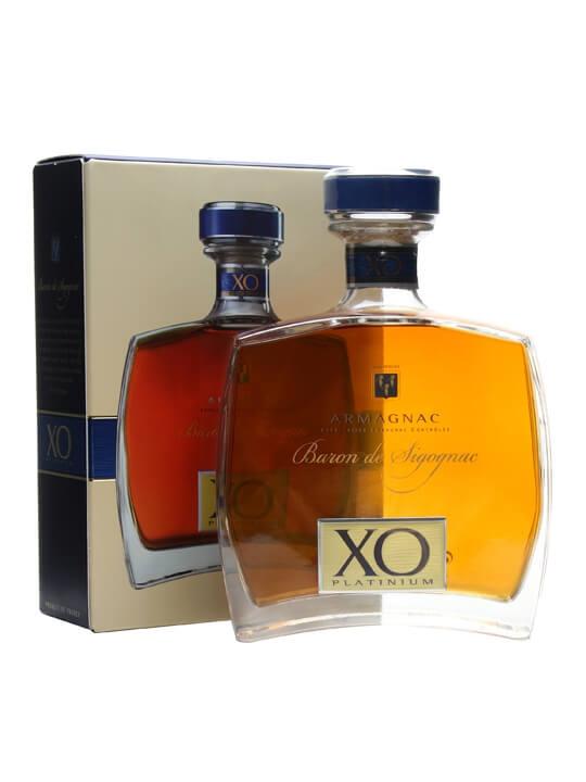 Baron de Sigognac XO Platinum Armagnac