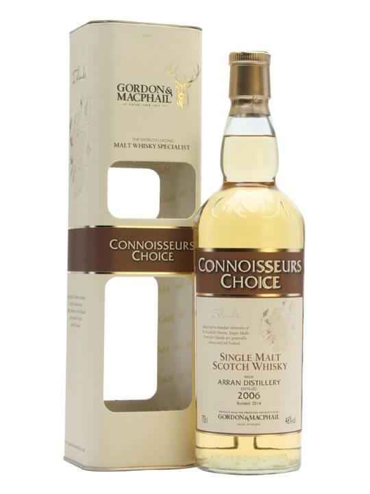 Arran 2006 / Bot.2014 / Connoisseurs Choice Island Whisky