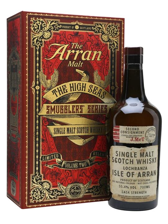 Arran The High Seas / Smugglers Series Vol. Ii Island Whisky