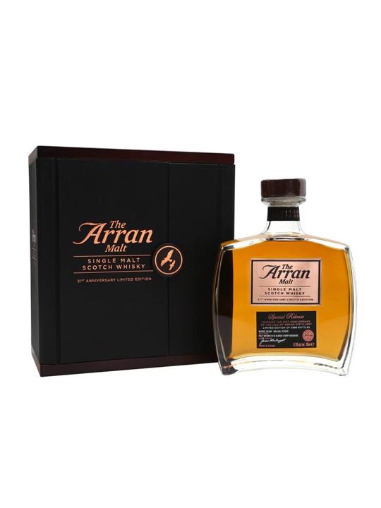 Arran 21st Anniversary Island Single Malt Scotch Whisky