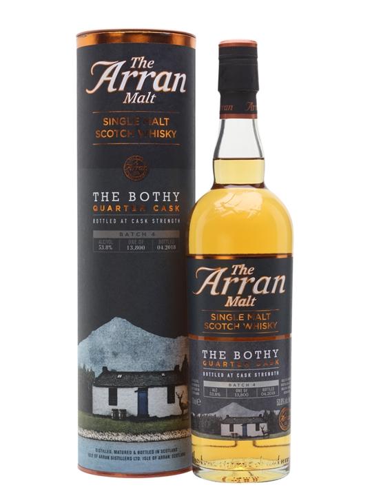 Arran The Bothy / Quarter Cask Batch 4 Island Whisky