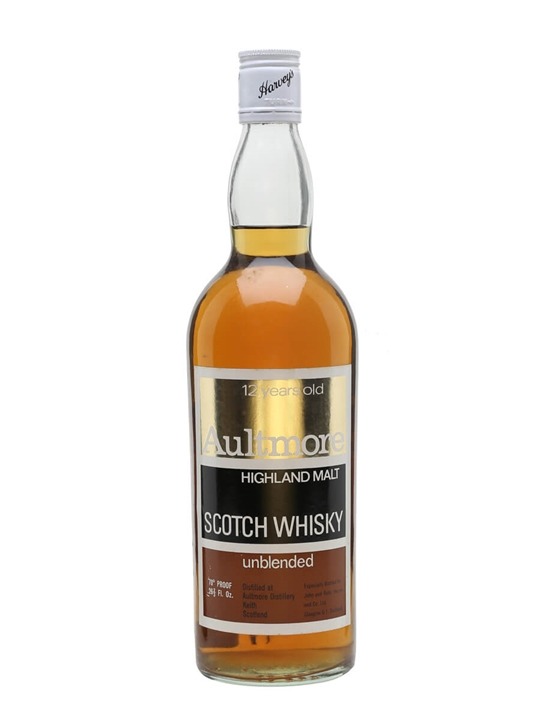 Aultmore 12 Year Old / Bot.1970s Speyside Single Malt Scotch Whisky