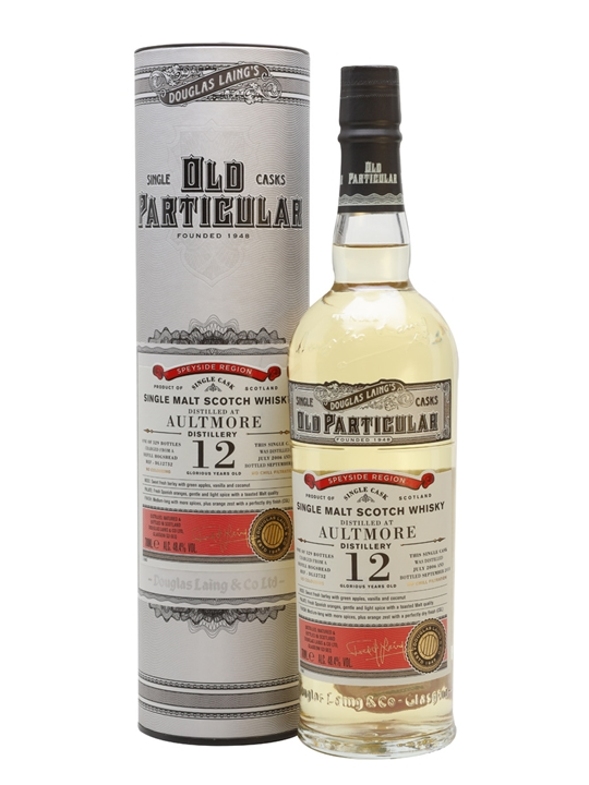 Aultmore 2006 / 12 Year Old / Old Particular Speyside Whisky