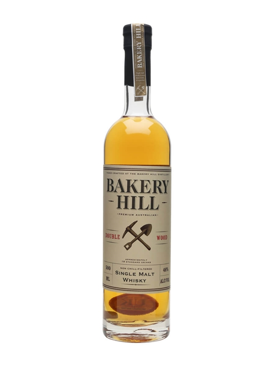 Bakery Hill Double Wood Australian Single Malt Whisky