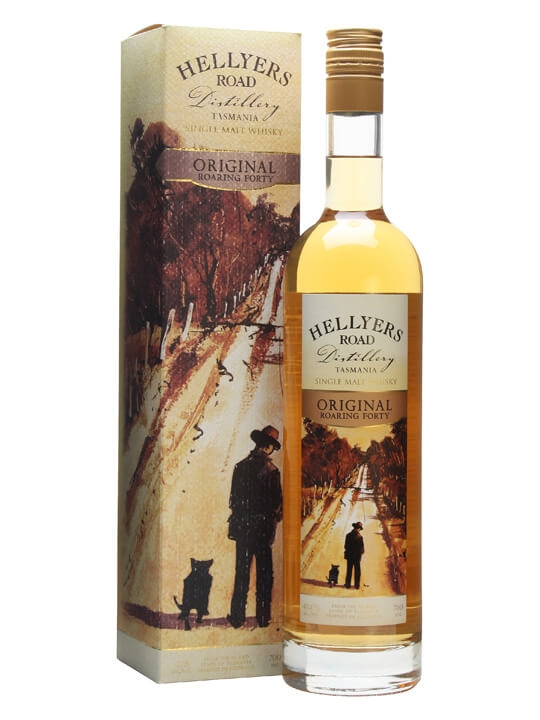 Hellyers Road Original 'roaring 40s' Australian Single Malt Whisky