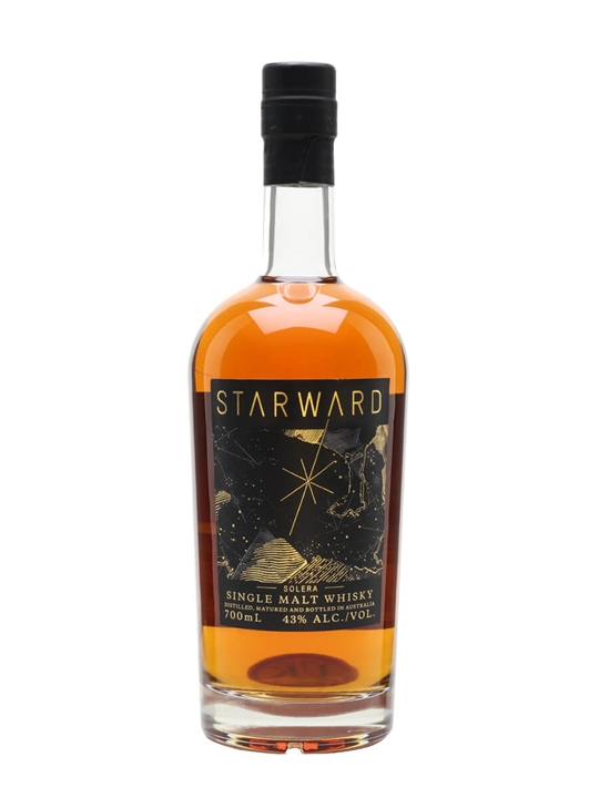 Starward Malt Whisky / New World Australian Malt Whisky
