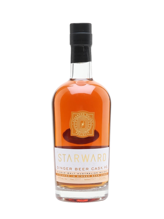 Starward Ginger Beer Cask / Projects Batch 6 Australian Whisky