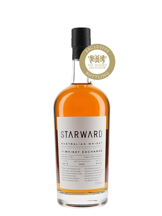 Starward Single Cask 2012 / 7 Year Old / TWE Exclusive Australian Whisky