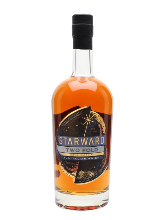 Starward Two-Fold Double Grain Blended Australian Whisky