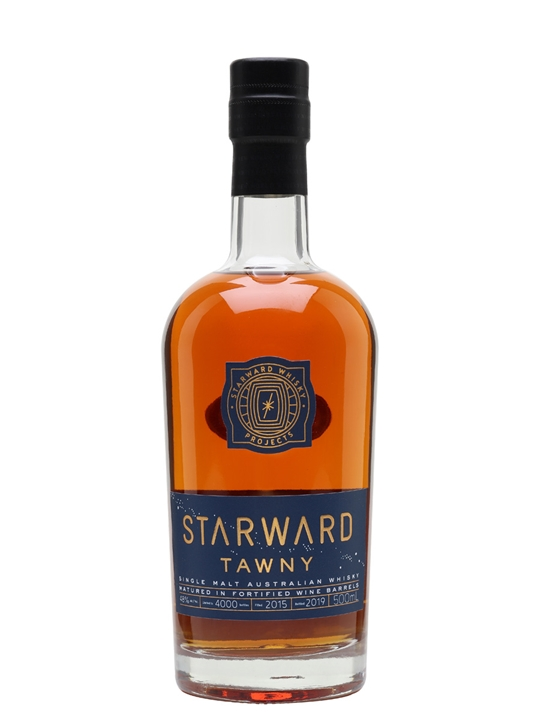 Starward Tawny 2015 / Bot.2019 Australian Single Malt Whisky