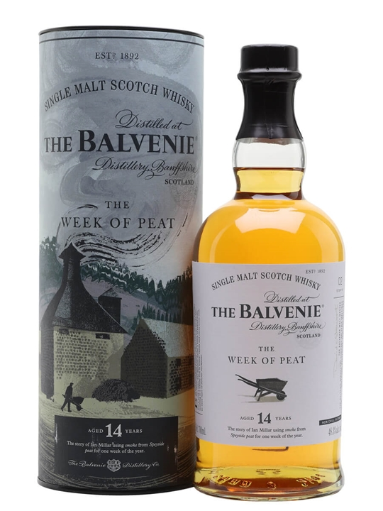 Balvenie 14 Year Old / Week of Peat / Story No.2 Speyside Whisky
