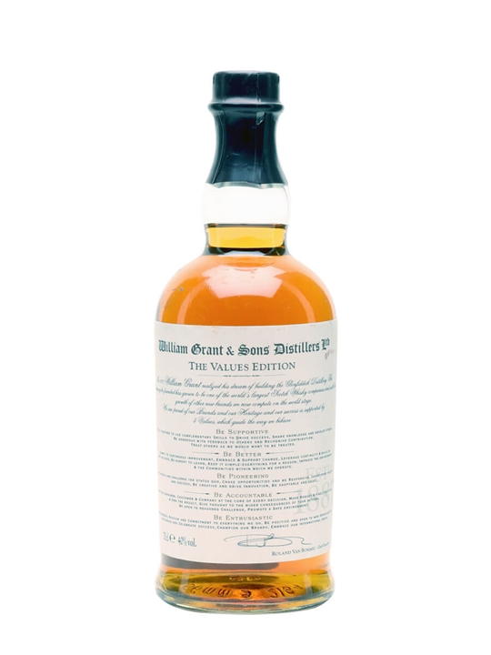Balvenie Tun 1509 / Batch 3 Speyside Single Malt Scotch Whisky