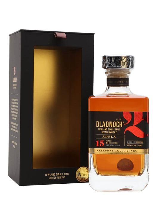 Bladnoch Adela 15 Year Old / Sherry Cask Lowland Whisky