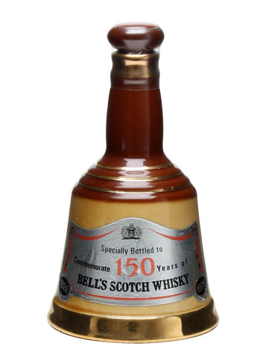 Bell's 150 Years of Bell's / Small Decanter Blended Scotch Whisky
