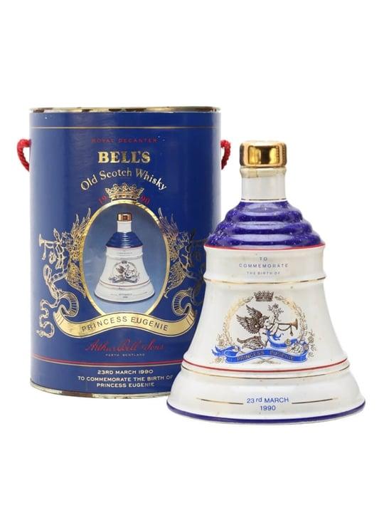 Bells Princess Eugenie (1990) Blended Scotch Whisky