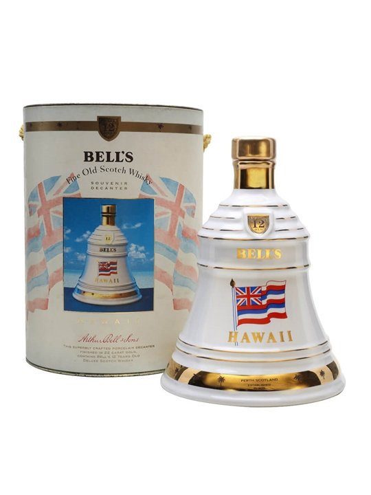 Bell's Hawaii / 12 Year Old Blended Scotch Whisky
