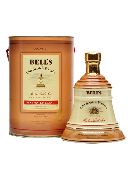 Bell's Prince Charles Visit To Cherrybank Garden / Small Blended Whisky