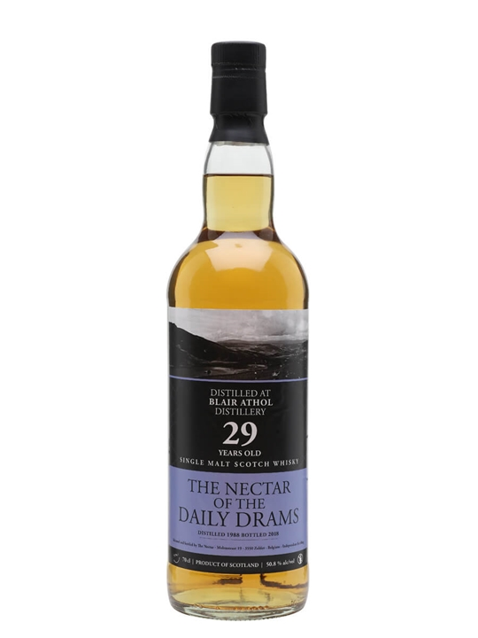 Blair Athol 1988 / 29 Year Old / Daily Drams Highland Whisky