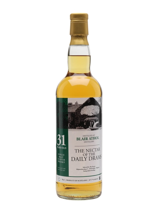Blair Athol 1988 / 31 Year Old / Daily Dram Highland Whisky