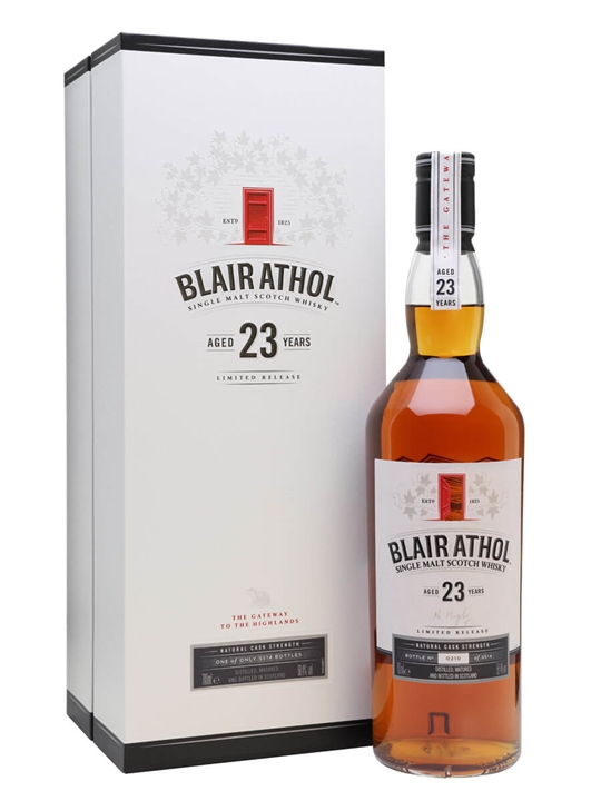 Blair Athol 1993 / 23 Year Old / Sherry Cask / Special Releases 2017 Highland Whisky