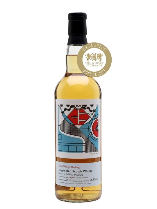 Balblair 19 Year Old / Art Of Whisky Mashing Highland Whisky
