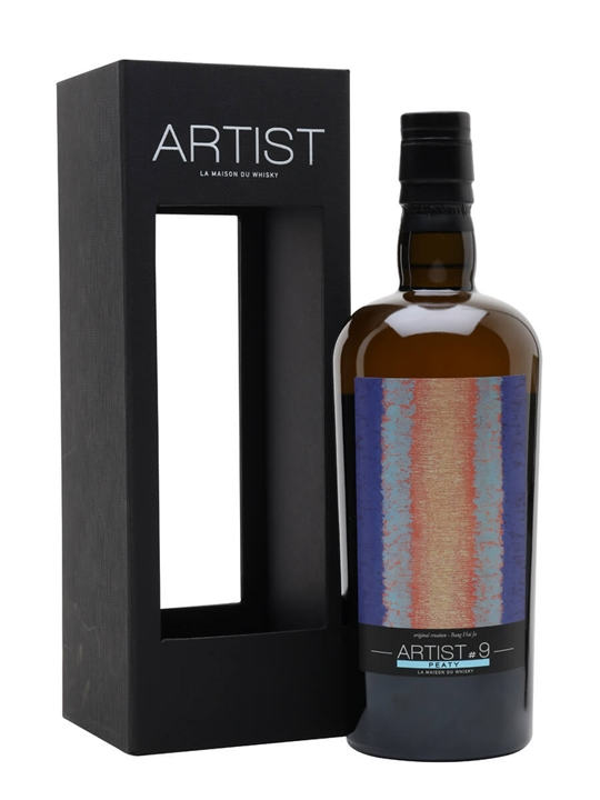 Ballechin 2010 / 5 Year Old / Peaty Artist #9 / Sig For Lmdw Highland Whisky