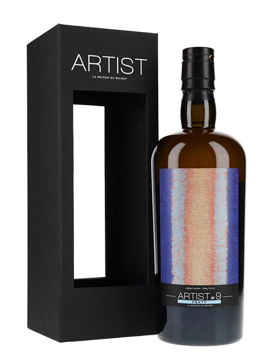 Ballechin 2010 / 5 Year Old /peaty Artist #9 / Batch 2 / Sig For Lmdw Highland Whisky