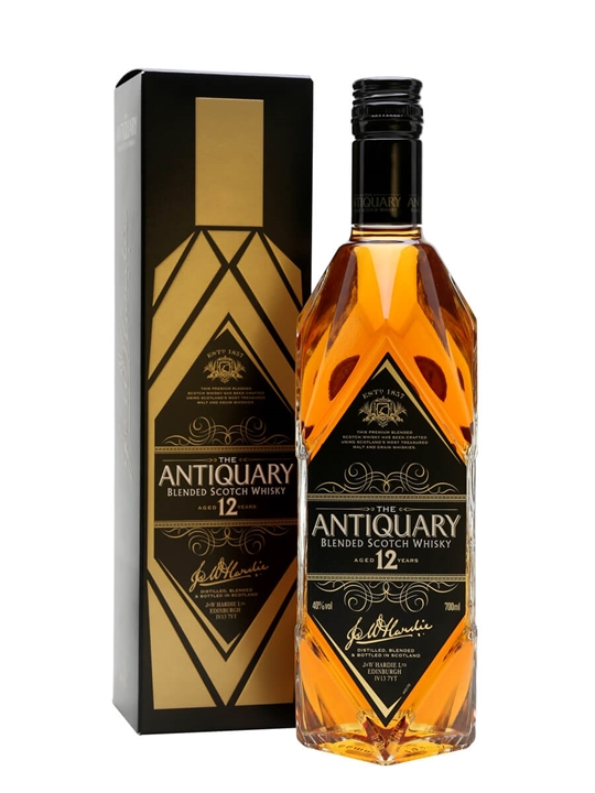 Antiquary 12 Year Old Blended Scotch Whisky